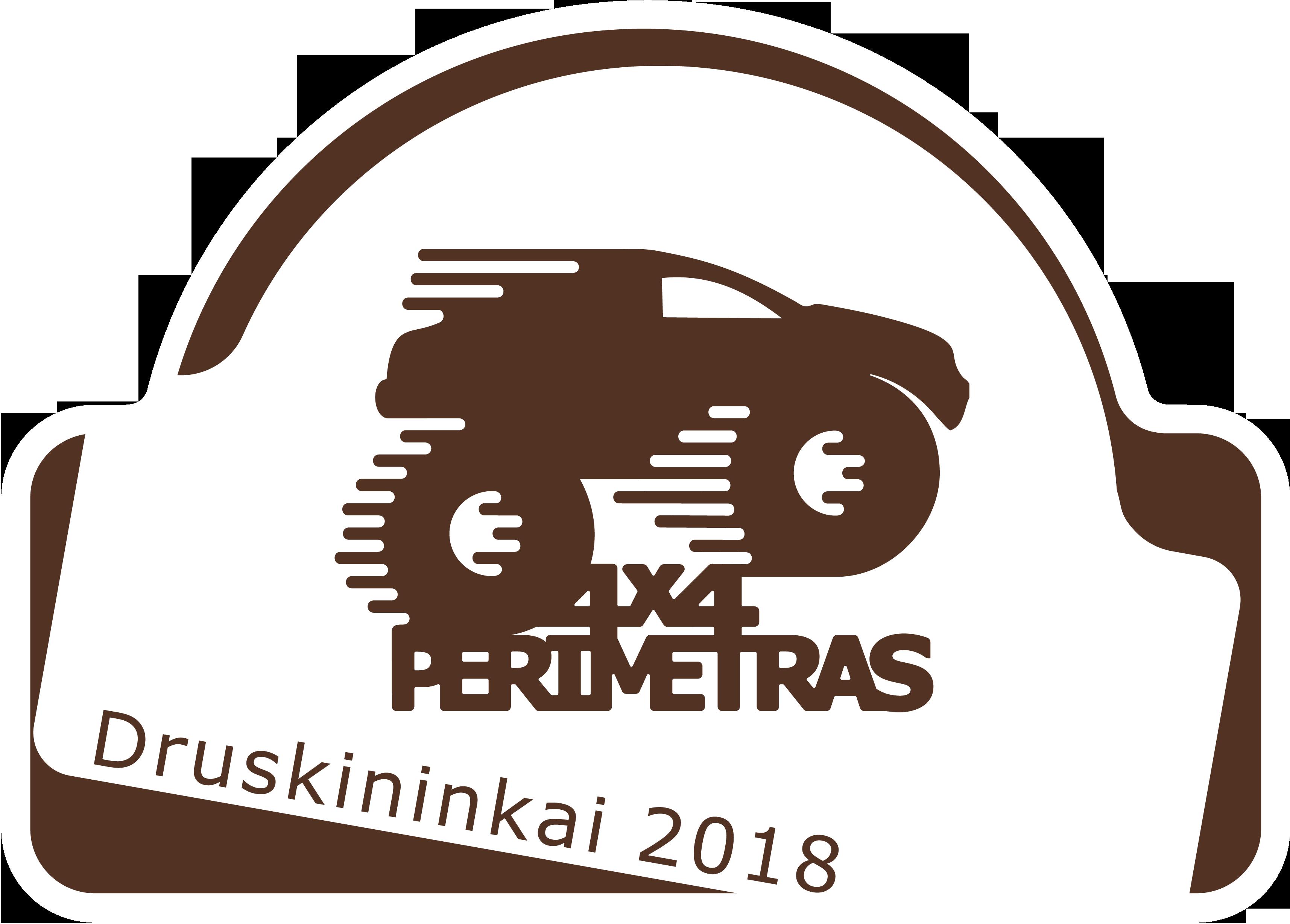 4x4p 2018 logo Druska